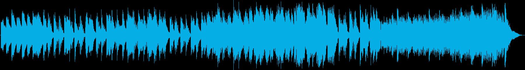 少しプログレで 退廃的なバラードですエ…の再生済みの波形