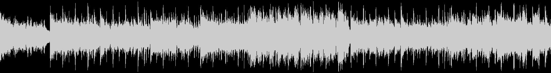 アコギのアシッドジャズ【ループ素材系】の未再生の波形