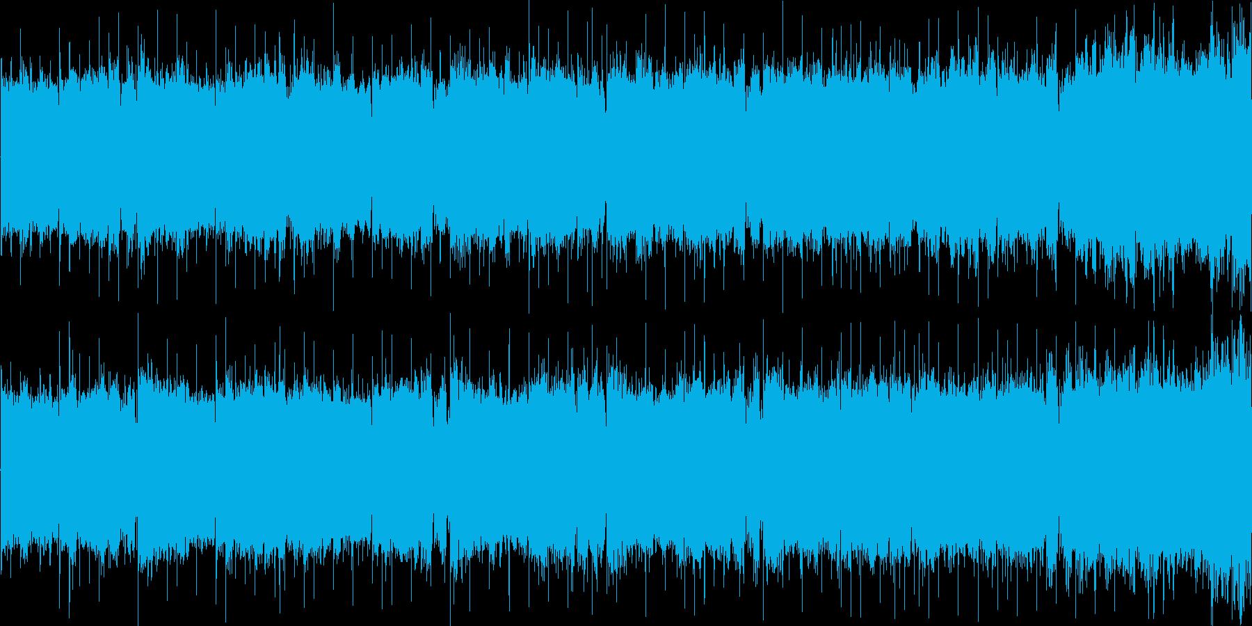 【ダンス/パーティー/EDM】の再生済みの波形