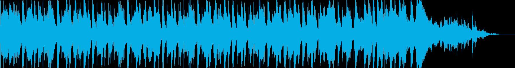 多用途で使えるほのぼのポップス。の再生済みの波形