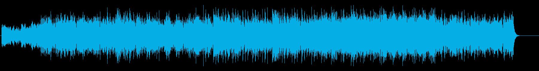 ドキュメント・大都会24時間の再生済みの波形