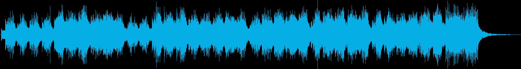 ジムノペディ第1番 ポップアレンジの再生済みの波形