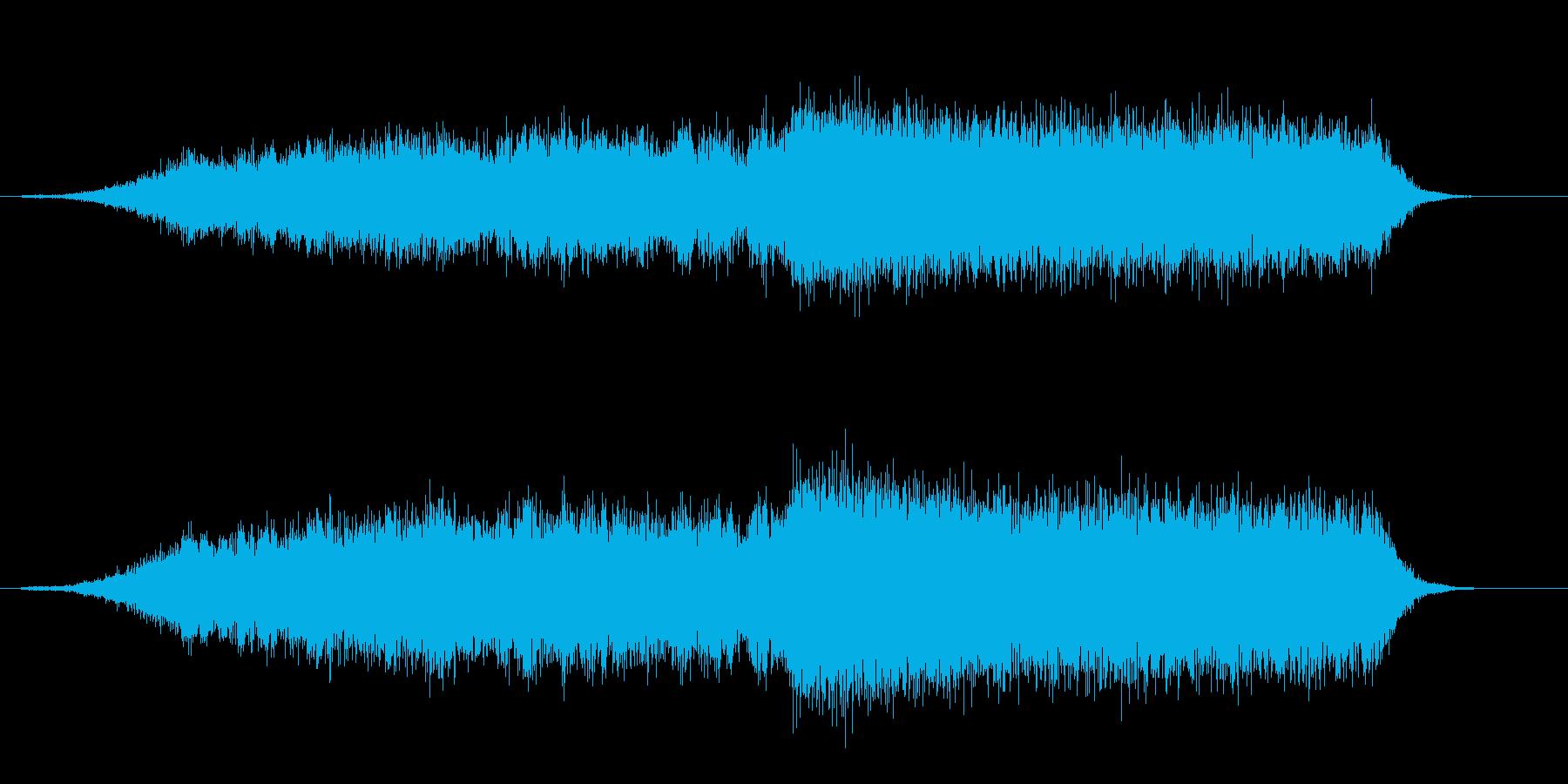 180_サッカー ゴール1の再生済みの波形