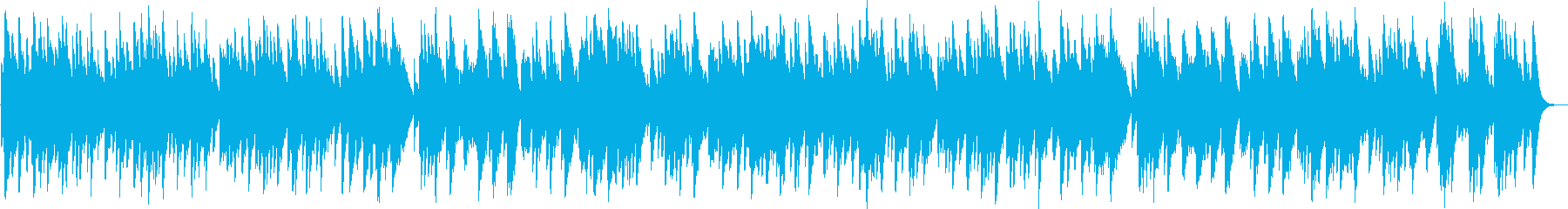 ケンタッキーの我が家(オルゴール)の再生済みの波形