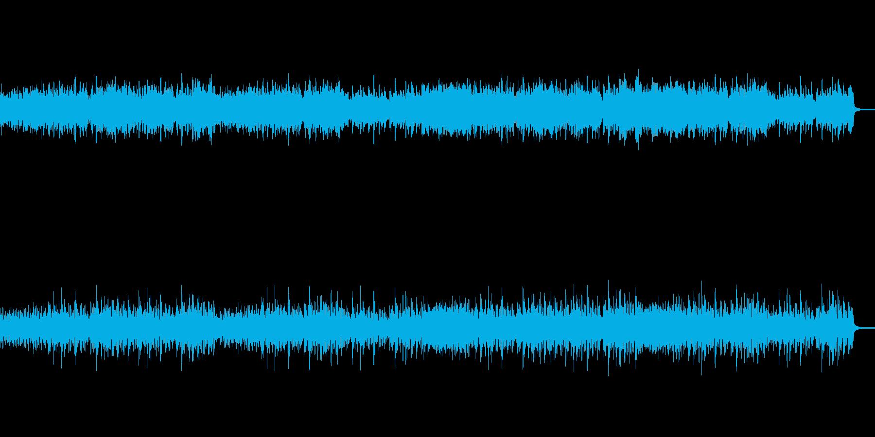 【ドラム抜き】しっとり温かく、優しいア…の再生済みの波形