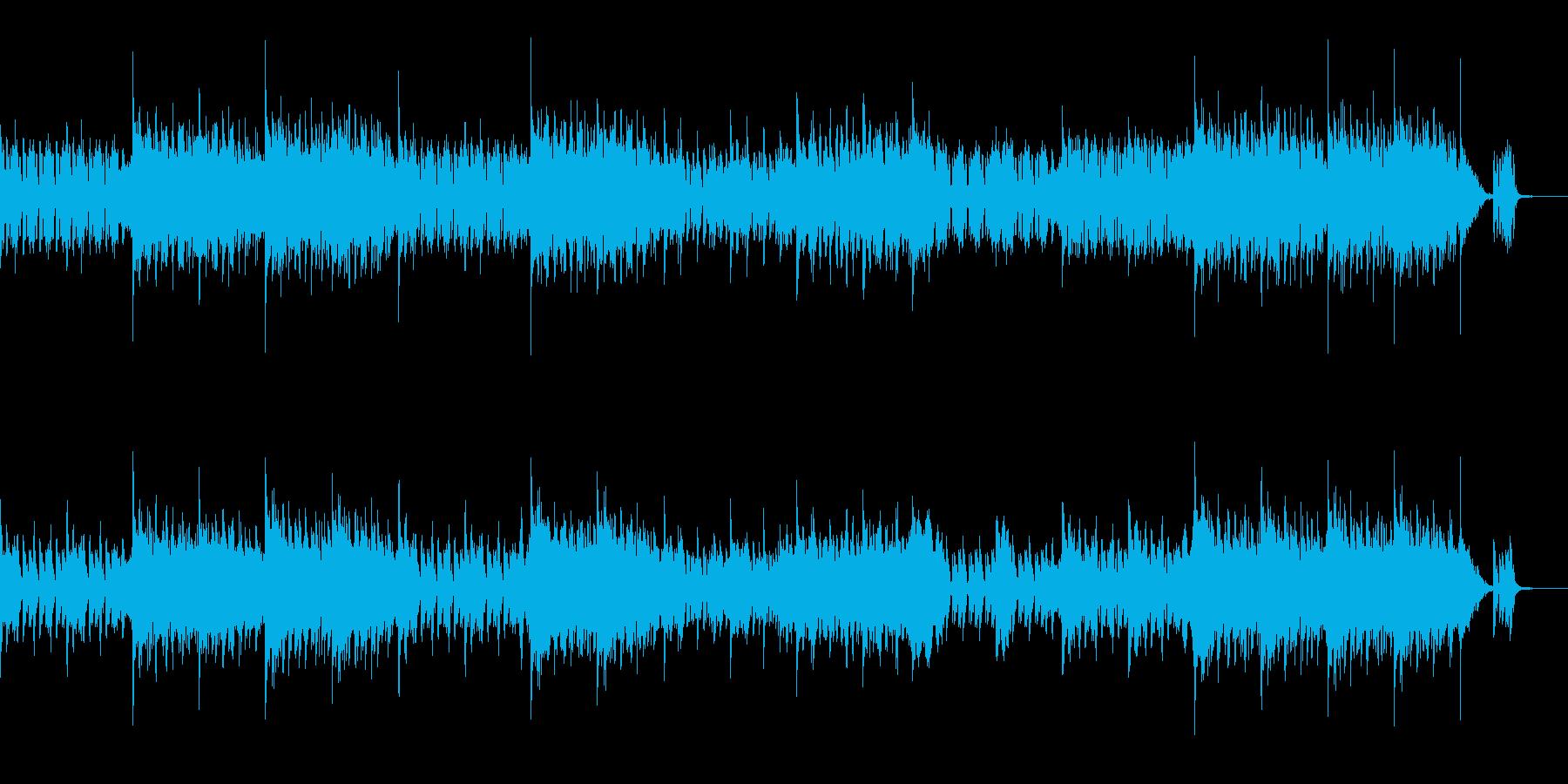 サンプリング・エレクトロ・トラップの再生済みの波形