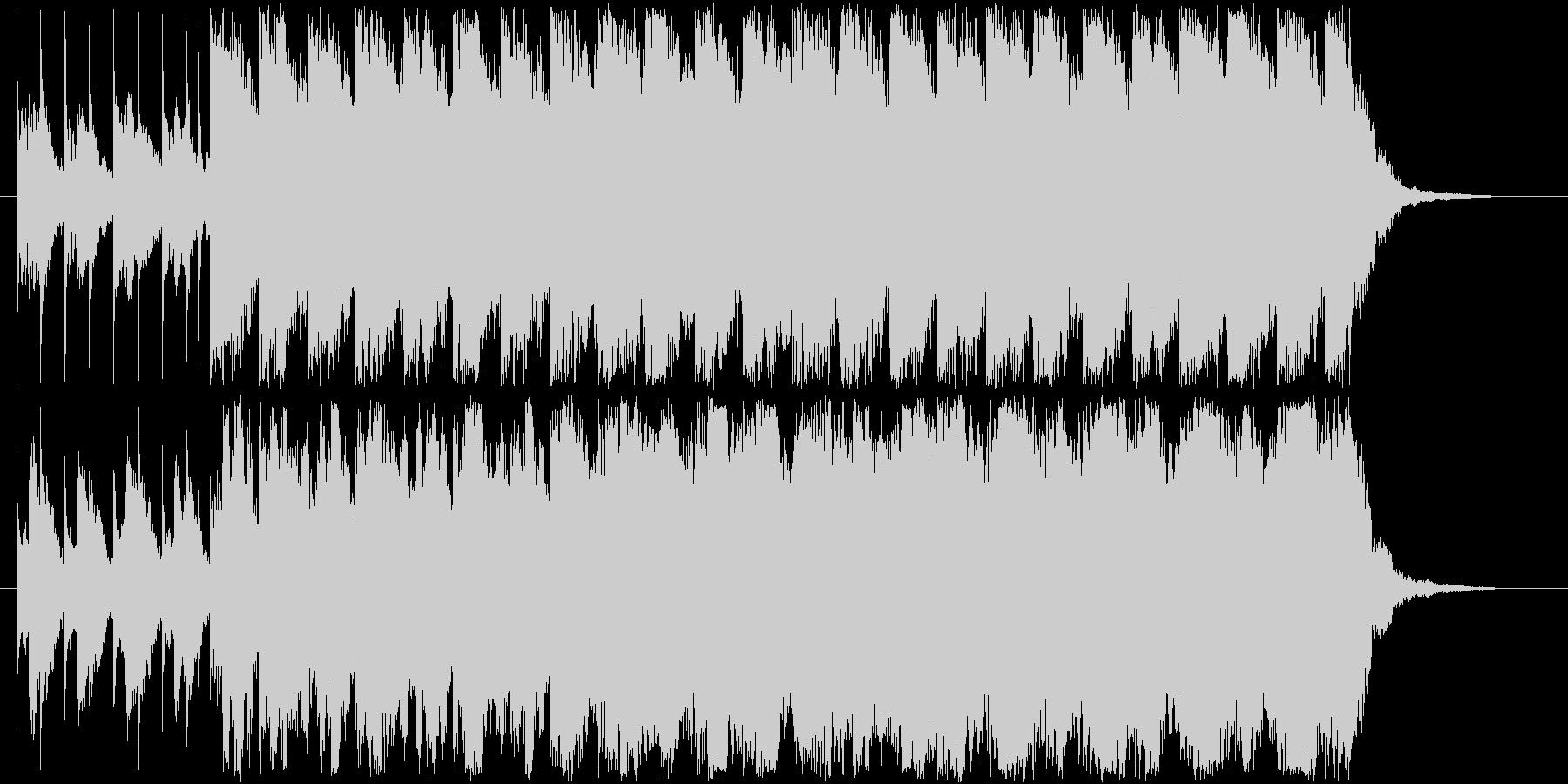 ミステリアスでホラーなBGM。の未再生の波形