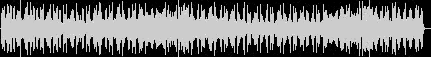 ワクワクウキウキポップスの未再生の波形