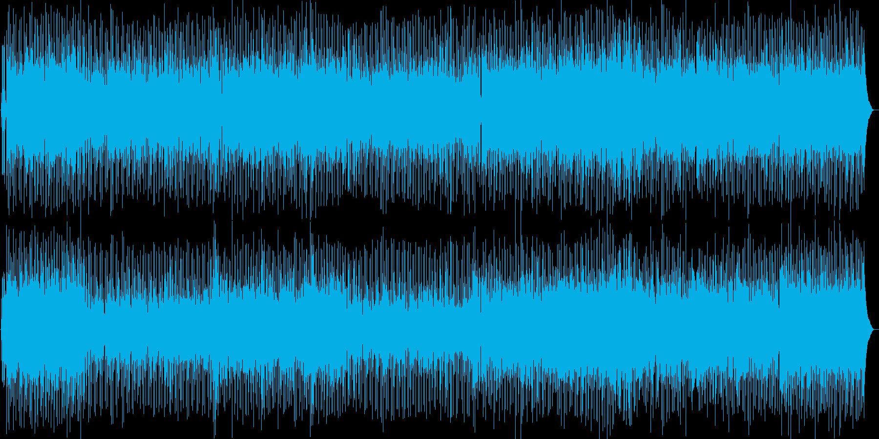 爽やかで切ない春のギターポップ ネオアコの再生済みの波形
