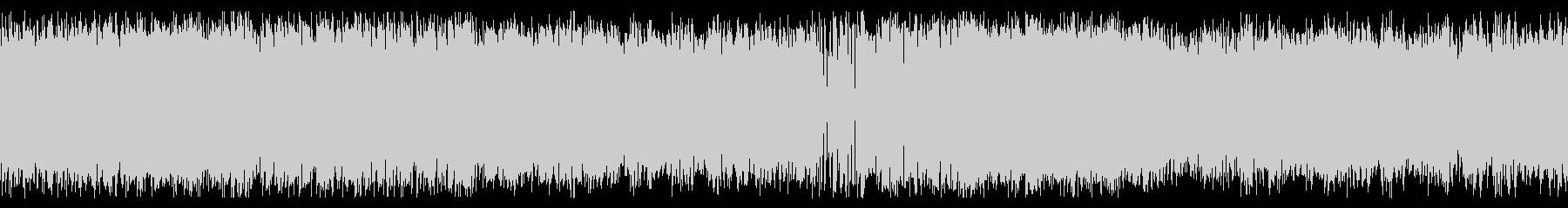ネオクラシカルなチップチューン ループ版の未再生の波形