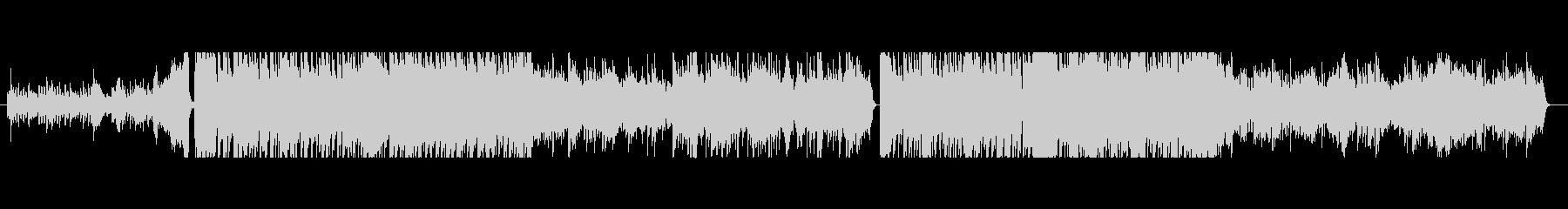 強い意思を感じさせるソロチェロ&ピアノ系の未再生の波形