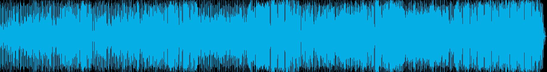 オールナイトニッポン風_ガットギター版の再生済みの波形