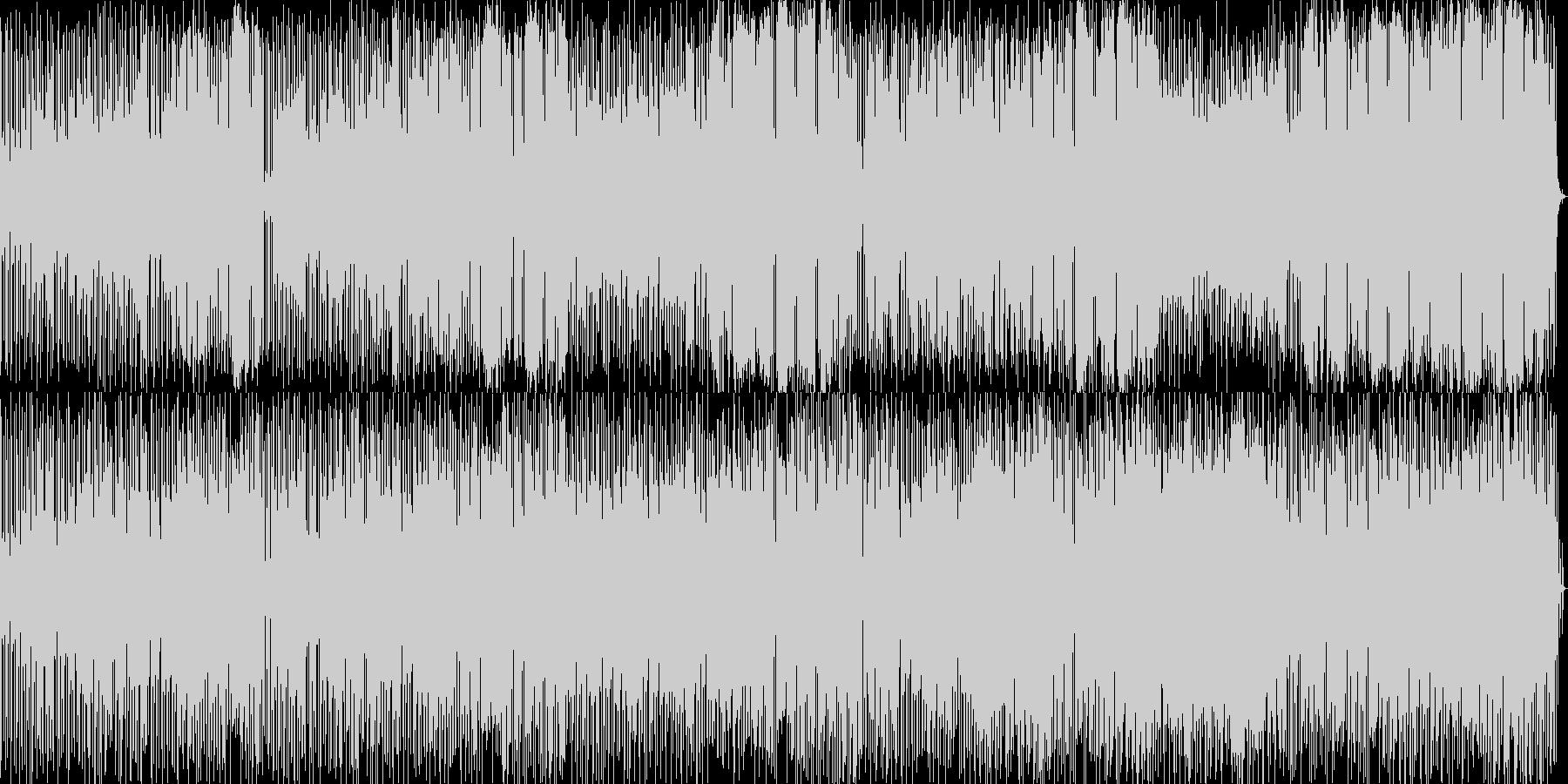 オールナイトニッポン風_ガットギター版の未再生の波形