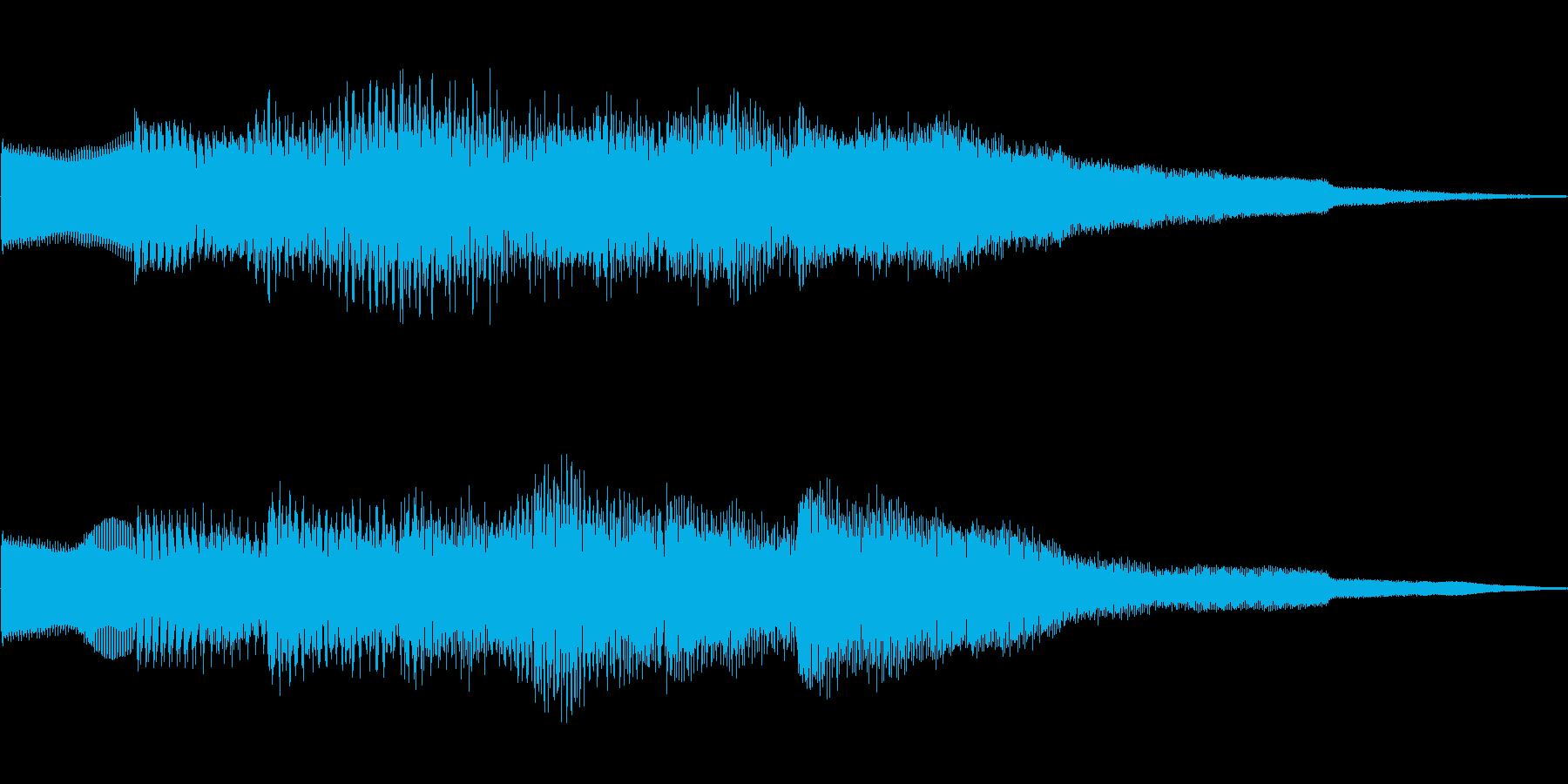 ピロリロリロリン レベルアップ発見 03の再生済みの波形