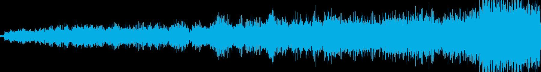 フワーンシュッ (転送の効果音)の再生済みの波形