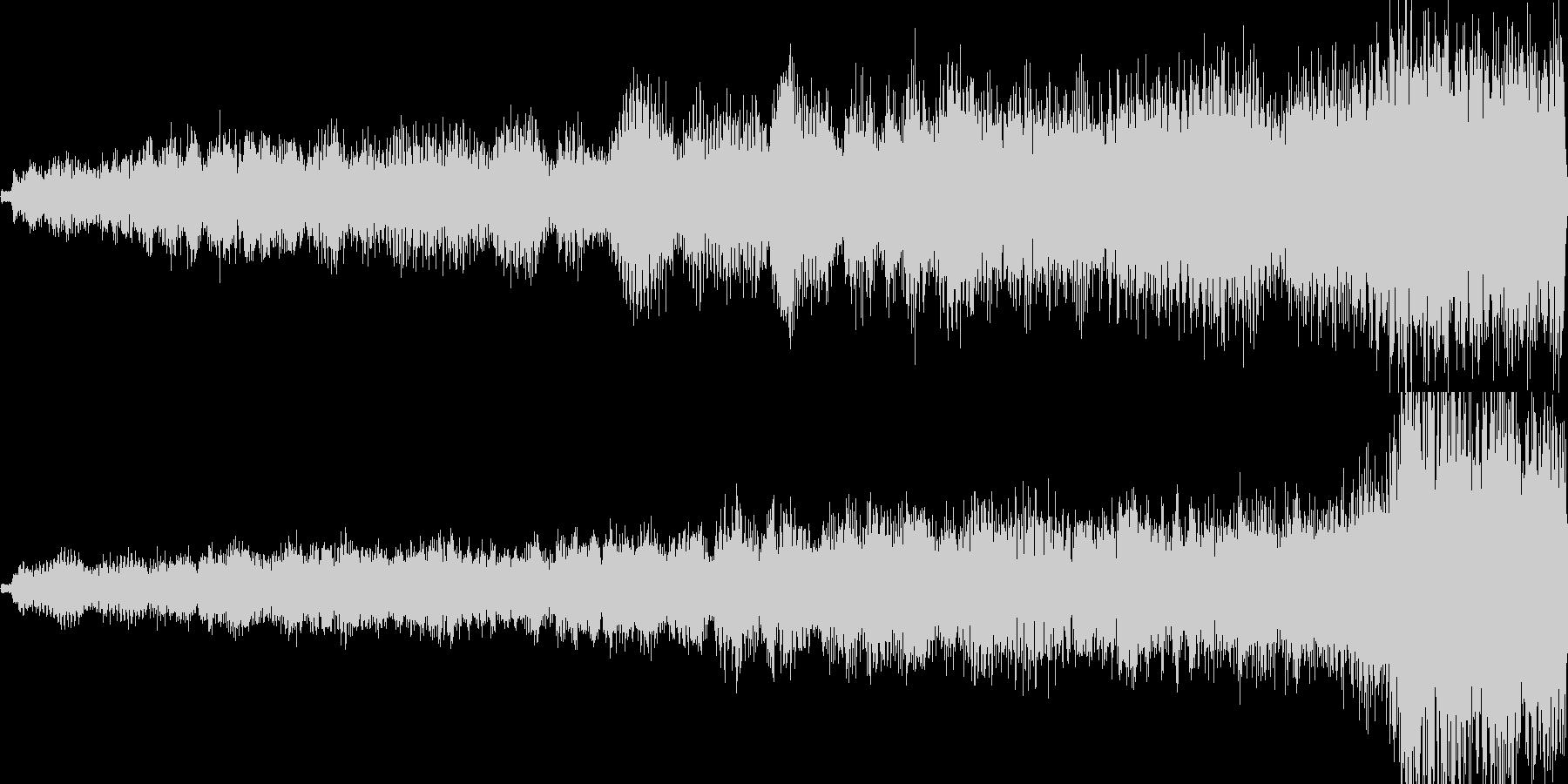 フワーンシュッ (転送の効果音)の未再生の波形