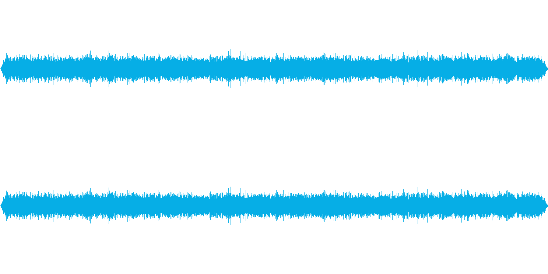ディーゼルエンジンのアイドリングの再生済みの波形