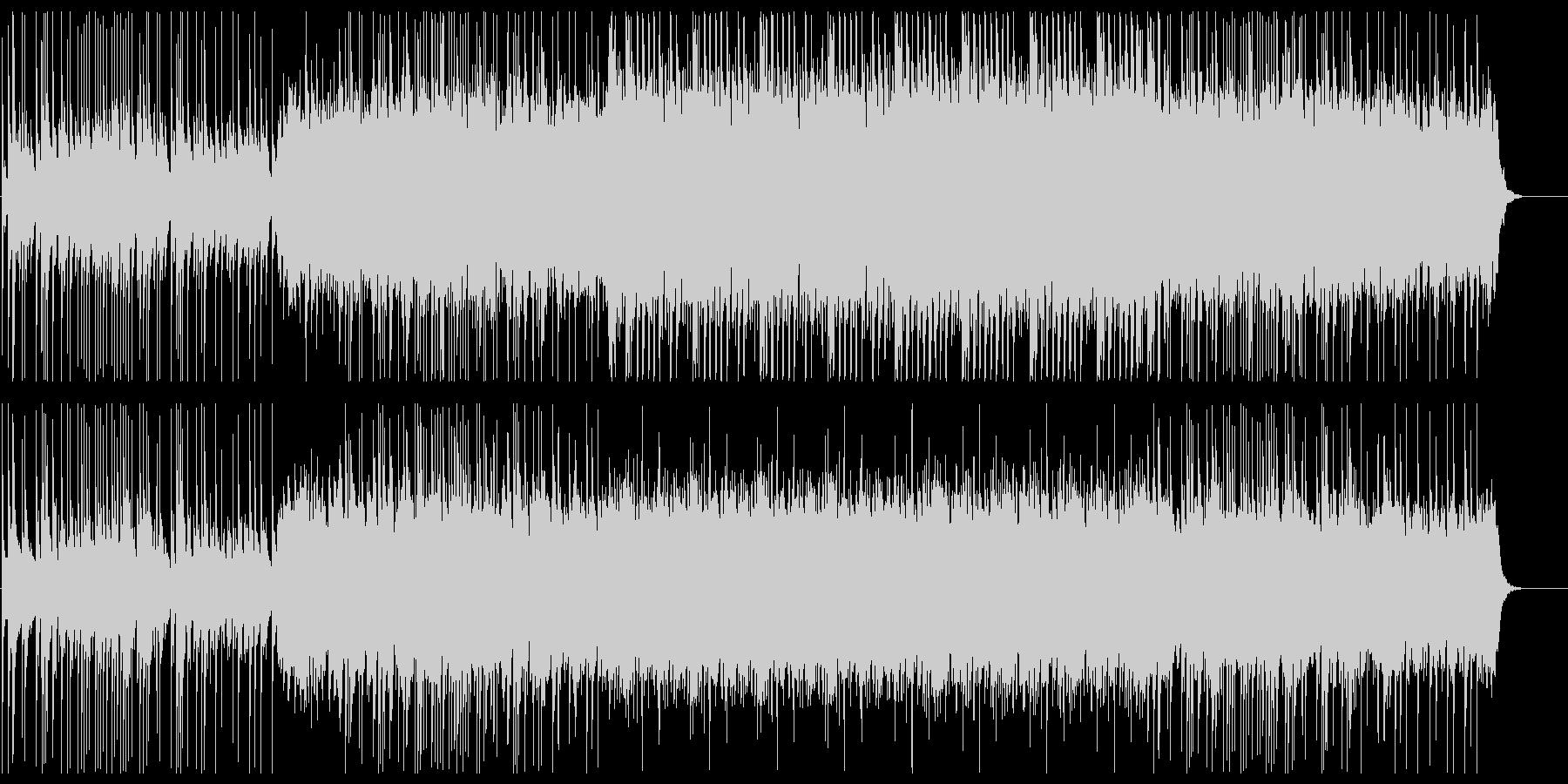 ファンタジーな弦楽器シンセサウンドの未再生の波形