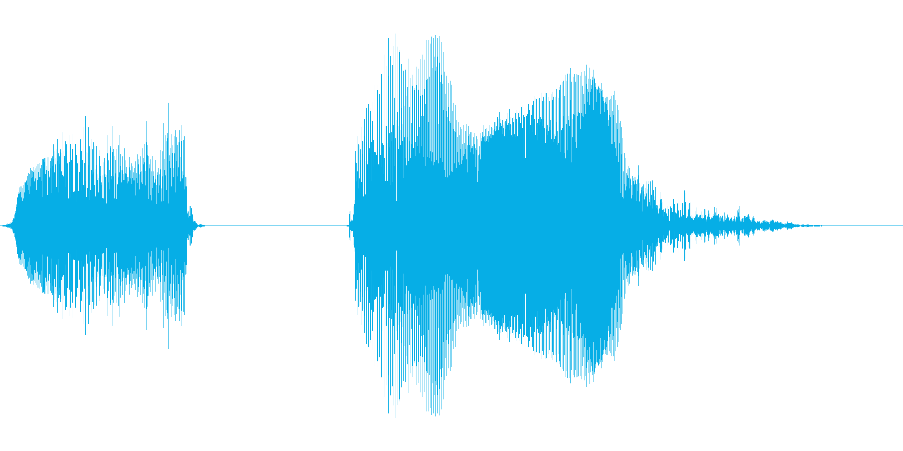 やったー!1【ロリキャラの褒めボイス】の再生済みの波形