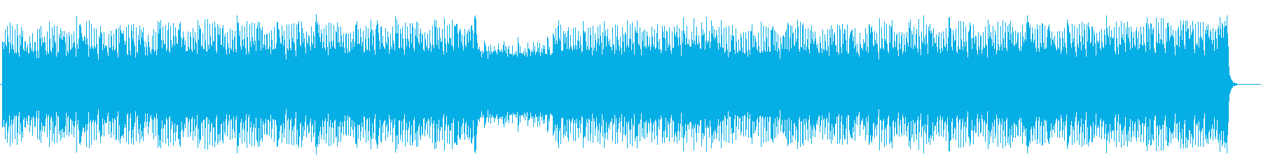 都会のマイナー・ポップス(フルサイズ)の再生済みの波形