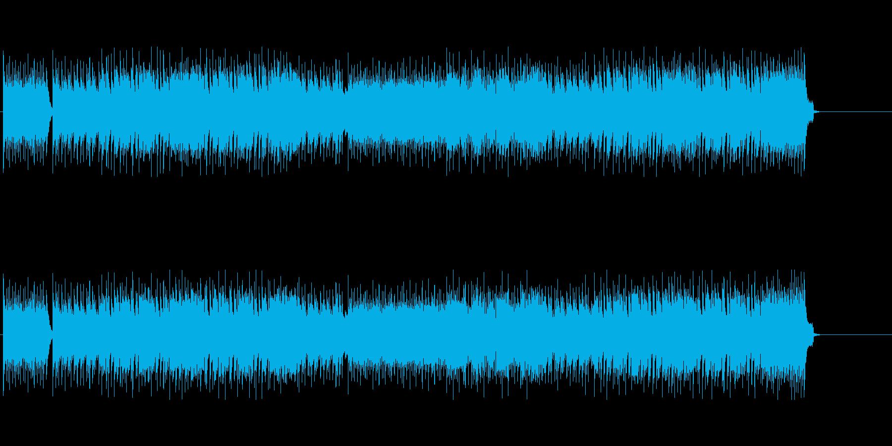 ゲーム クイズ 子供 ペット 電子音の再生済みの波形