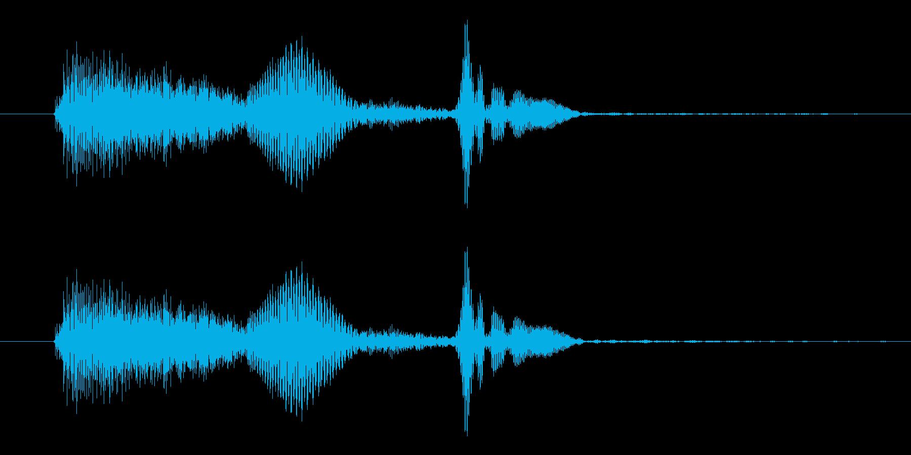 うふふ04(*´艸`*) 小悪魔系の再生済みの波形
