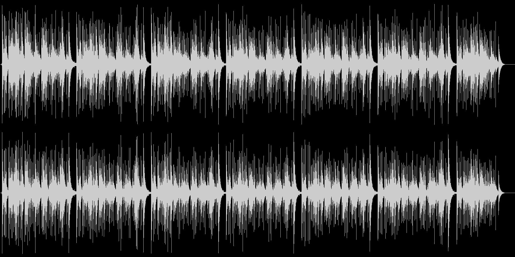 【生録音】オルゴール-カノン-01の未再生の波形
