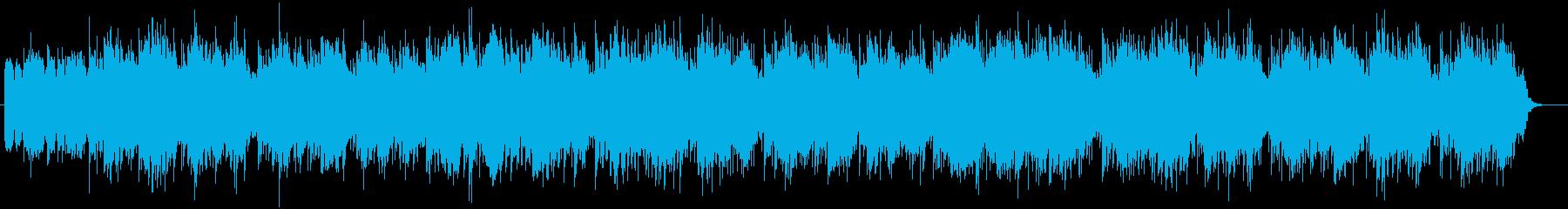 開放感のあるシンセポップの再生済みの波形
