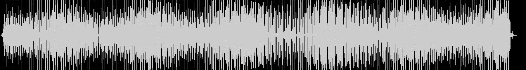 アパレル系映像向けスローアシッドハウスの未再生の波形