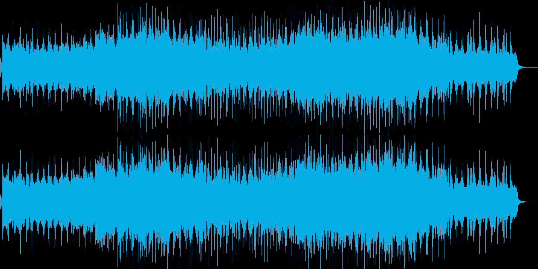ゆったり しっとり  さびしい 幻想の再生済みの波形