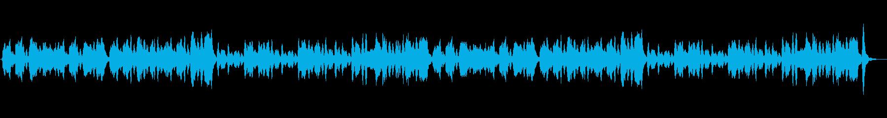 明るく可愛い、ほのぼのした木管5重奏ですの再生済みの波形