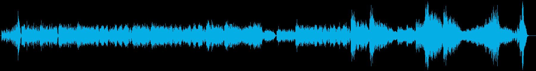 ワルツ 第1番 ピアノソロ版の再生済みの波形