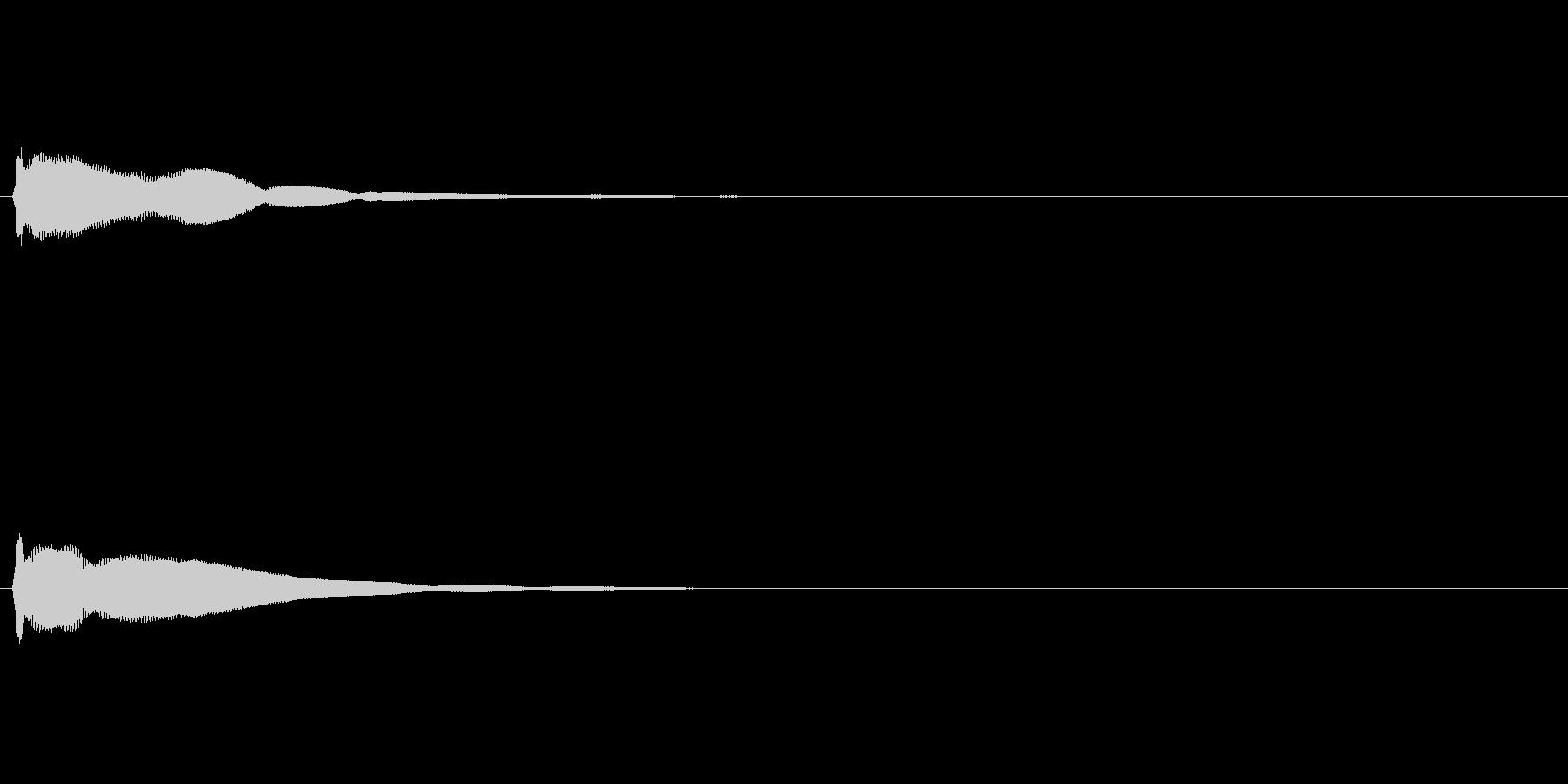 キラキラ系_107の未再生の波形