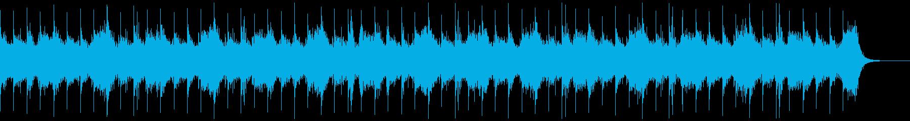 怪しい雰囲気・サスペンス・事件を推理するの再生済みの波形