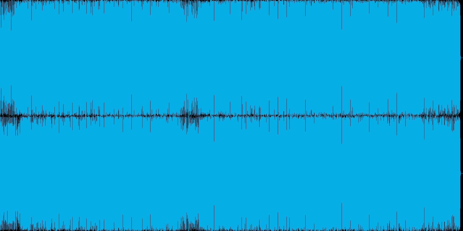 ちょっと切な目なテクノポップです。の再生済みの波形