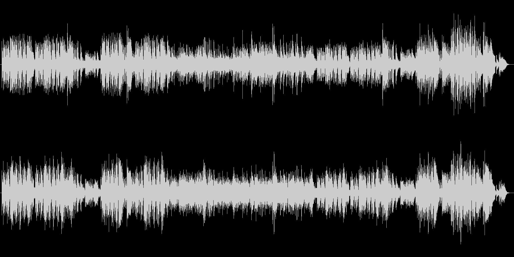 ワルツ 第3番 ピアノソロ版の未再生の波形