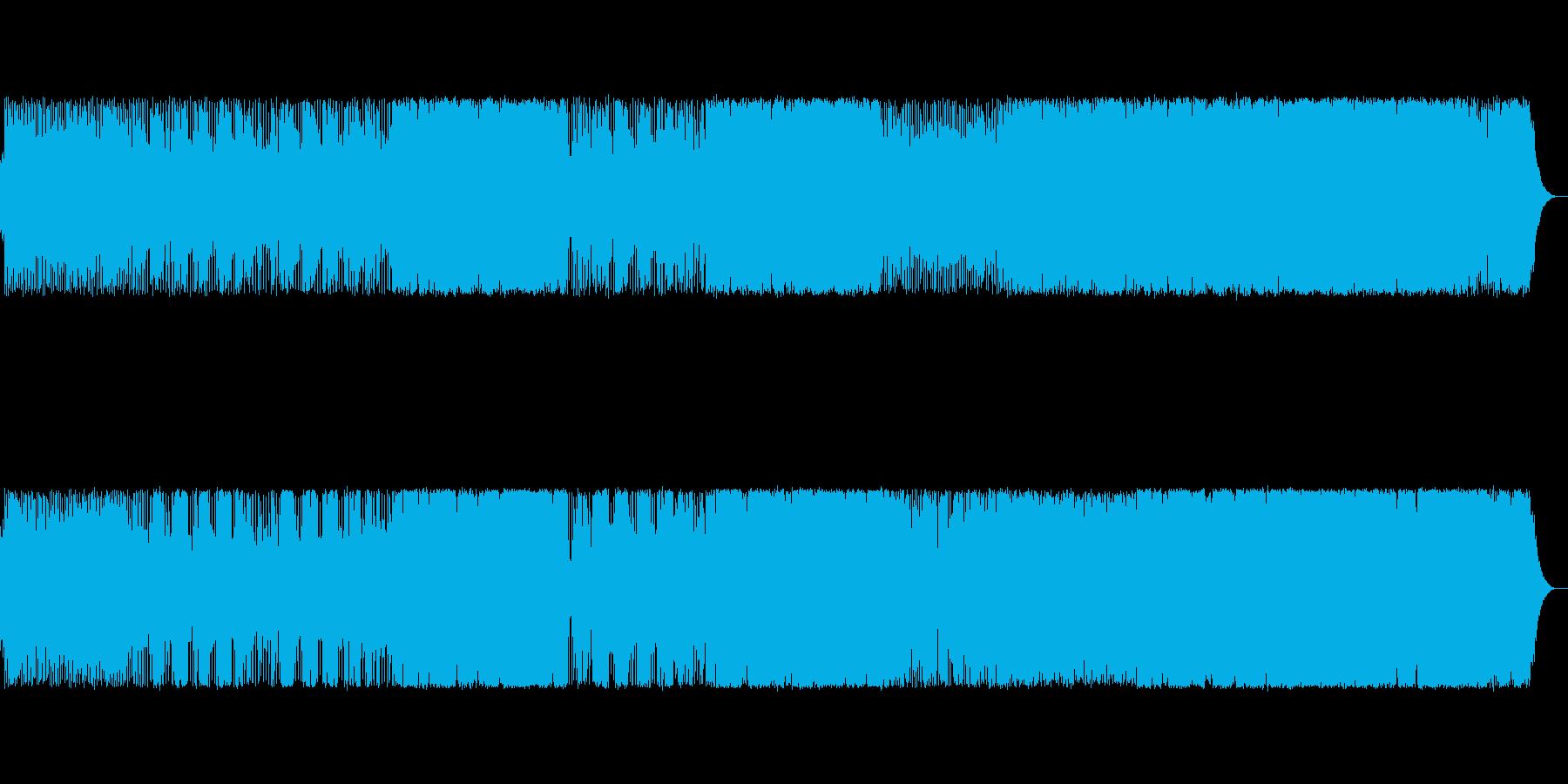 疾走感溢れるブルースロックの再生済みの波形