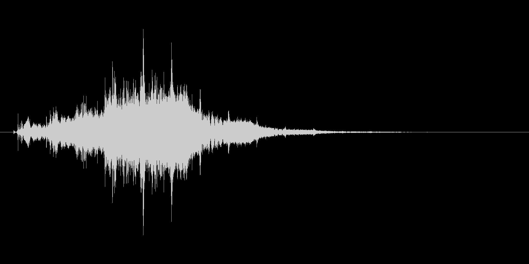 ピロリロッ↓(回復、全体、広範囲)の未再生の波形