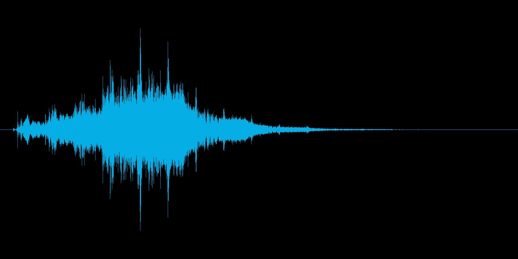 ピロリロッ↓(回復、全体、広範囲)の再生済みの波形