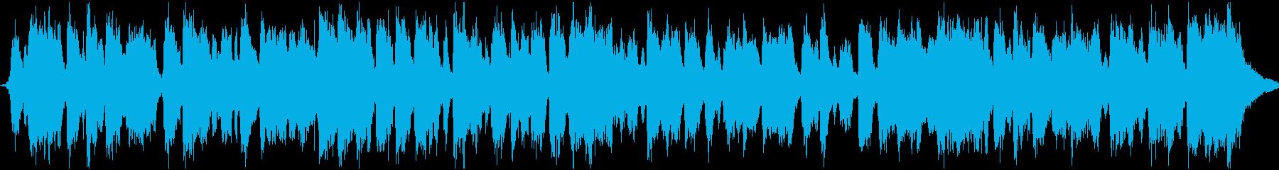 ブラスバンド(行進・入場・サッカー)の再生済みの波形
