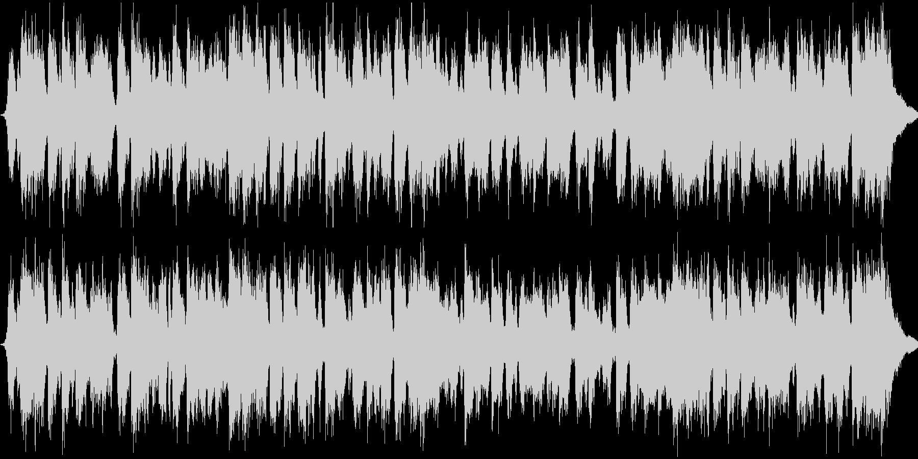 ブラスバンド(行進・入場・サッカー)の未再生の波形