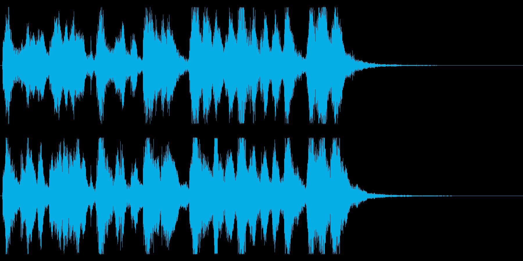 【パーティー開幕2】の再生済みの波形