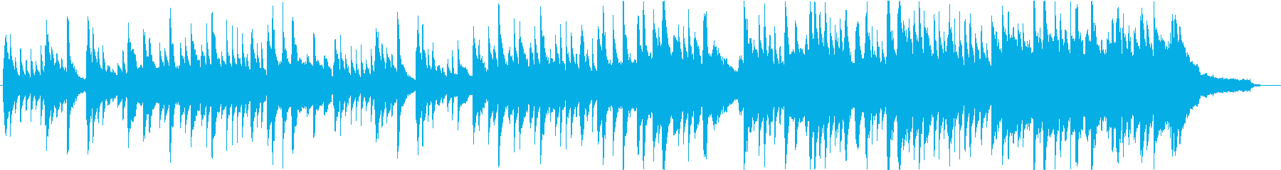 『凛とした様子』をピアノ曲で表しましたの再生済みの波形