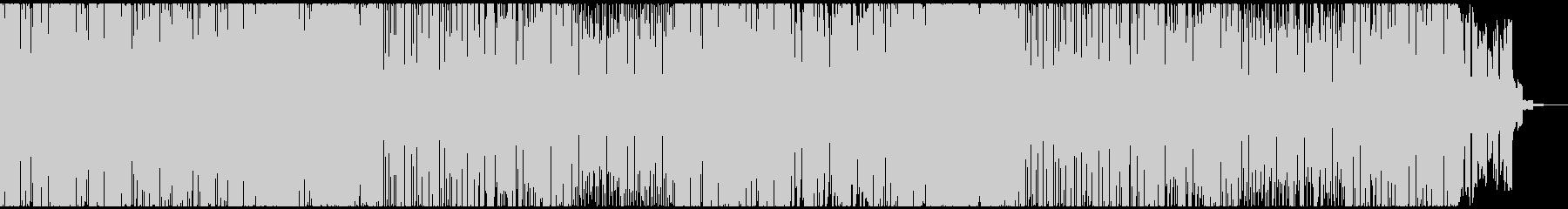 ゲーム・映像に 軽快で可愛いEDMの未再生の波形