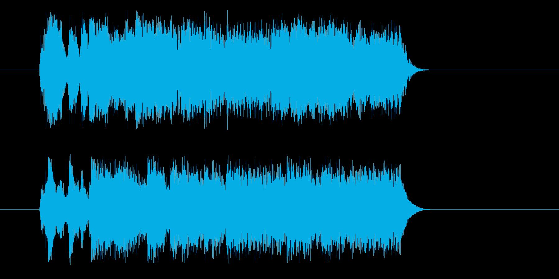 タンゴ アルゼンチン 情熱 哀愁 妖艶の再生済みの波形