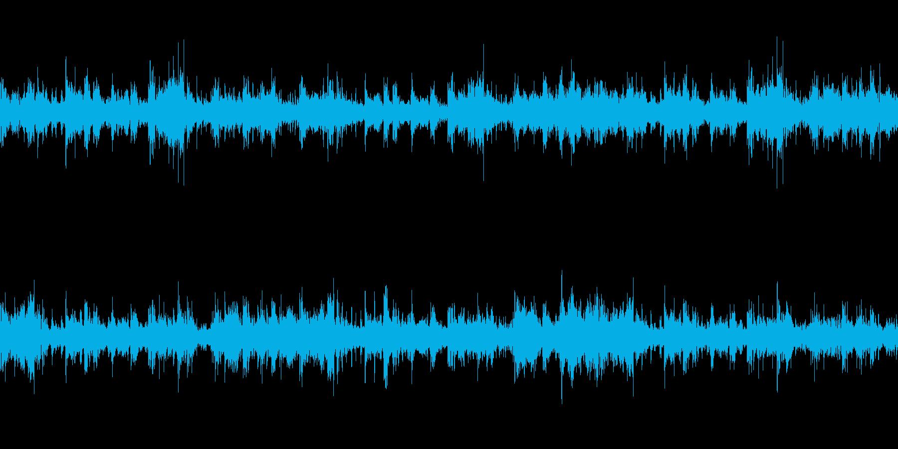海底神殿 RPG ゲーム BGM ループの再生済みの波形