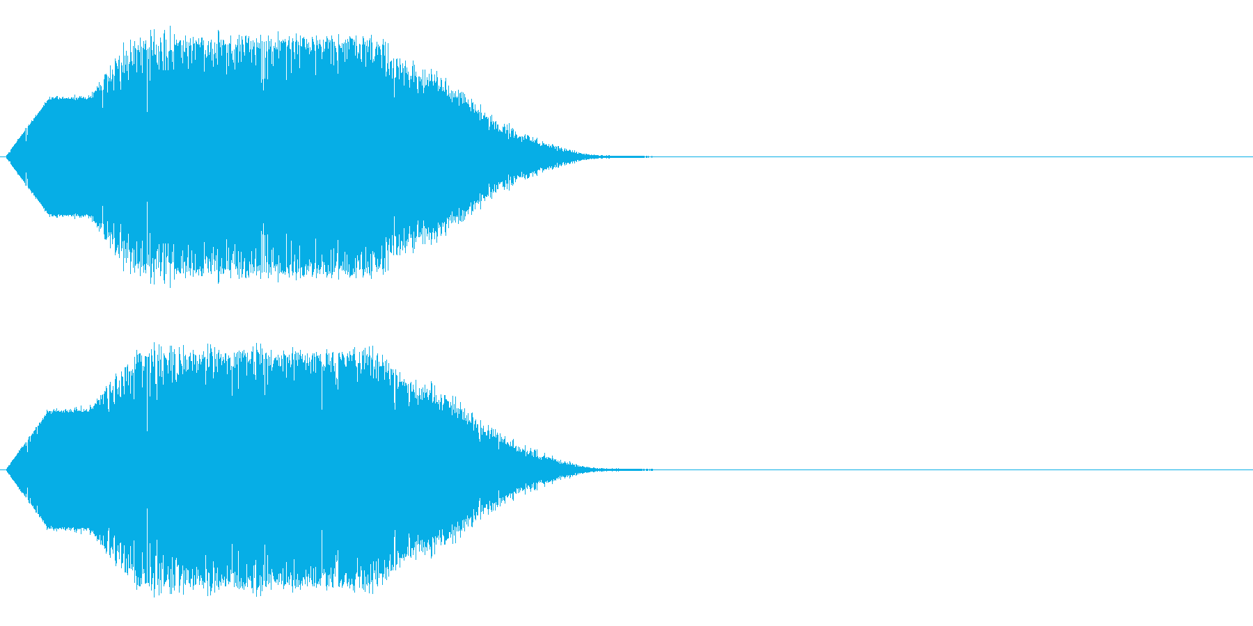回復_レベルアップの再生済みの波形