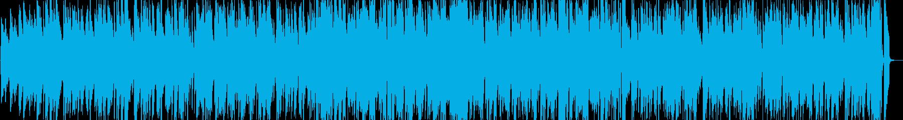ピアノ・トリオNo.2の再生済みの波形