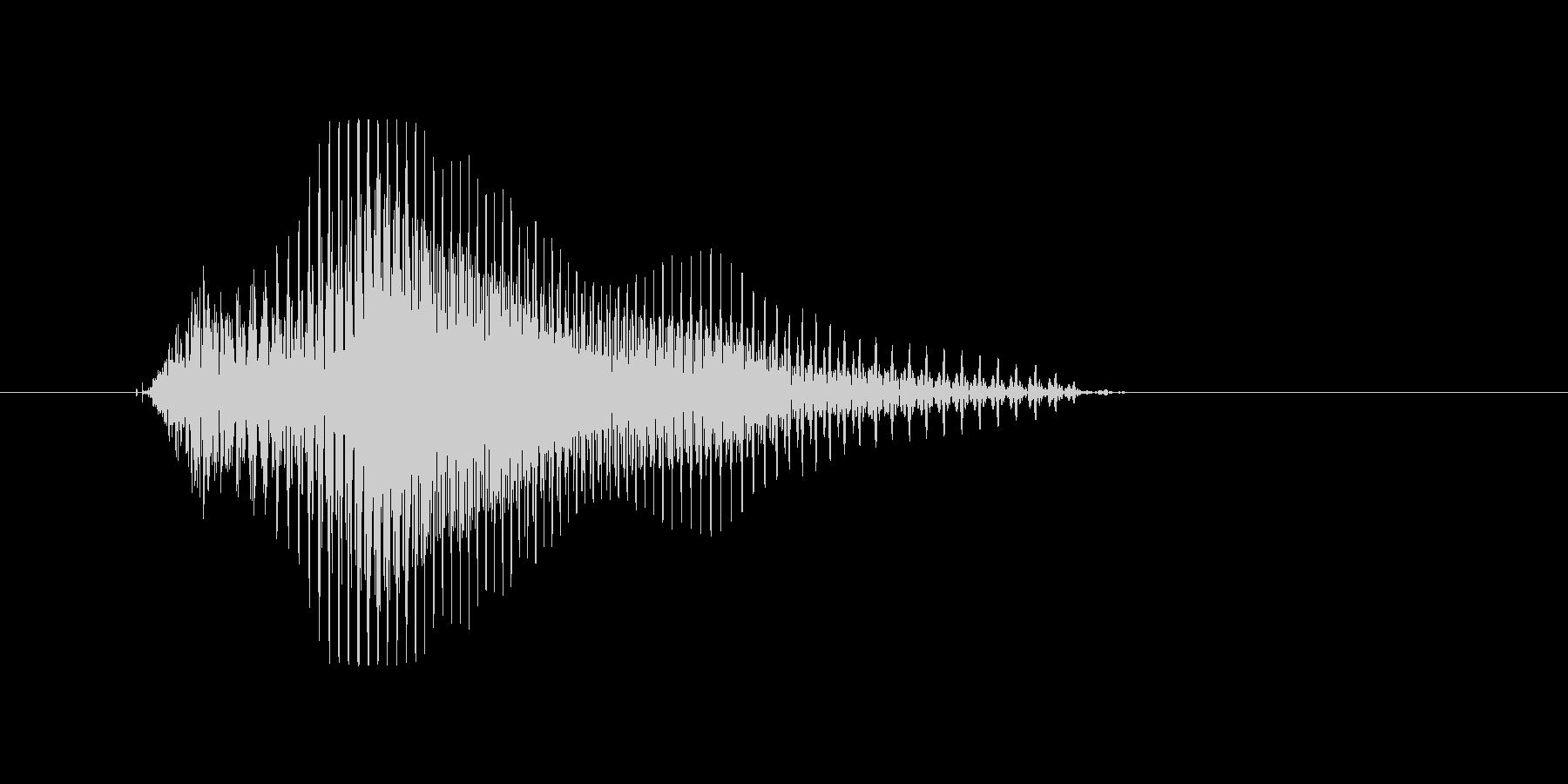 j.J,j(ジェイ)の未再生の波形