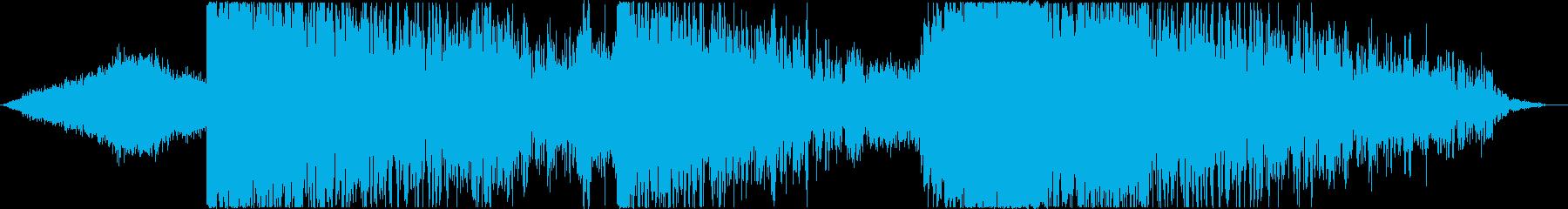 映画・ゲーム等, トレーラー / 30秒の再生済みの波形